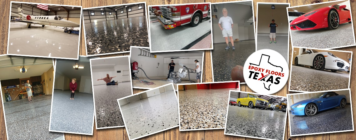 Epoxy-Floors-Texas-Collage